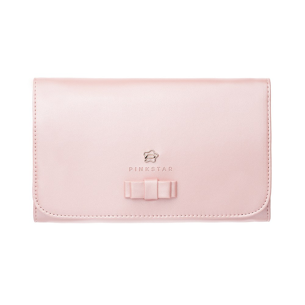 Pink Star Cosmetics Brush Case Pink RBCB