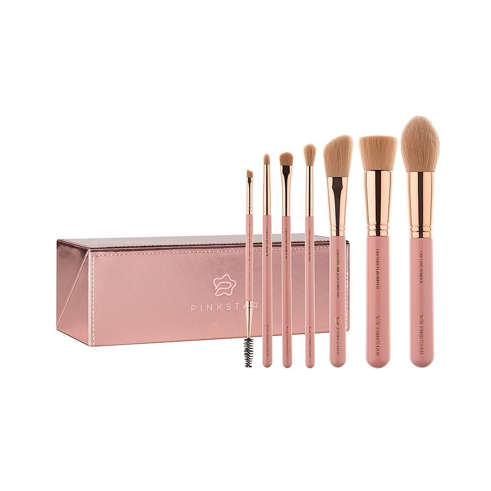 Pink Star Luxe Basic Brush Set RLB